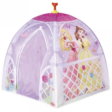 Chambre fille chateau princesse for Chambre princesse disney