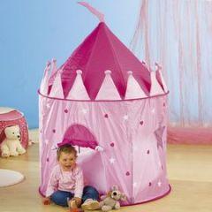 jouet pour les filles la tente princesse pop up jeux. Black Bedroom Furniture Sets. Home Design Ideas