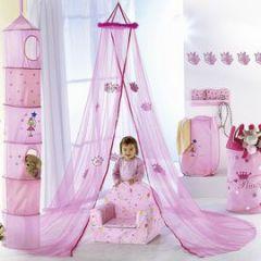 dco de chambre de princesse voile de rve principessa - Decoration Chambre Princesse