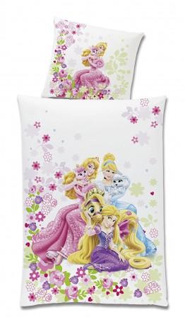 Housse de couette pour fille princesses disney la - Quelle couette pour un lit de x ...