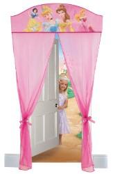 Entrée royale pour chambre de princesse : le rideau de porte de ...