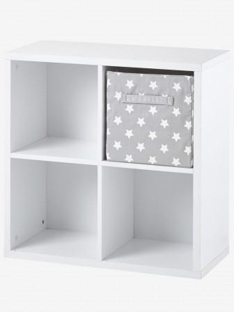 Rangement jeux et jouets chambre enfant coffre jouets for Meuble cube 6 cases