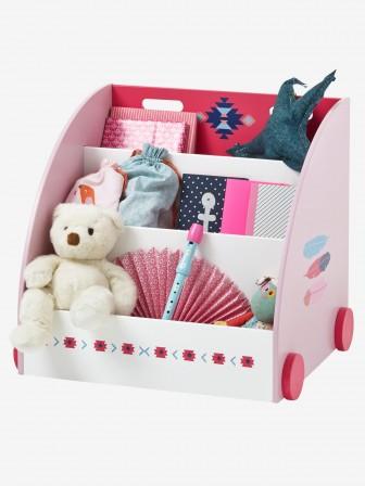 Rangement et gain de place dans la chambre d 39 un enfant - Meuble de rangement livre ...