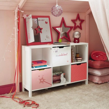 meuble de rangement chambre fille mobilier et meuble. Black Bedroom Furniture Sets. Home Design Ideas