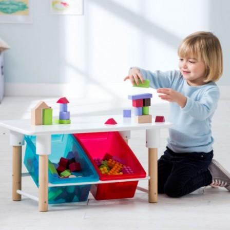 rangement jeux et jouets chambre enfant coffre jouets bac bo te etag re meuble malle. Black Bedroom Furniture Sets. Home Design Ideas