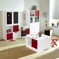 Chambre d 39 enfant et ado rangement optimisation d 39 espace for Meuble de chambre ado