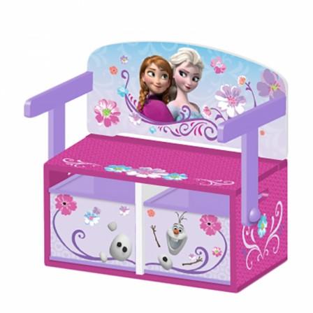 Reine des neiges frozen meubles chambre fille lit - Casier rangement chambre fille ...