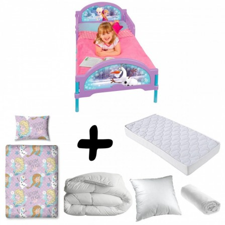 reine des neiges frozen meubles chambre fille lit. Black Bedroom Furniture Sets. Home Design Ideas