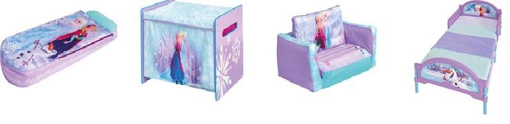 Reine des neiges, Frozen  meubles chambre fille, lit reine des neiges, meubl