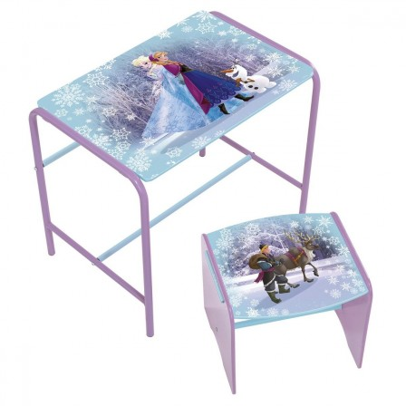 reine des neiges frozen meubles chambre fille lit. Black Bedroom Furniture Sets. Home Design Ideas