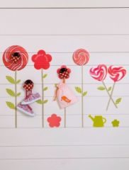 mot cle decorer decorer page 2 With déco chambre bébé pas cher avec bonbon fleur