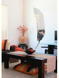 stickers effet miroir pour décorer une chambre d\'ado - Sélection de ...