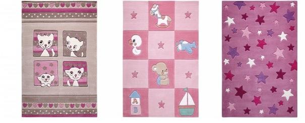 tapis chambre de fille, tapis chambre d\'enfant et bébé, protection ...