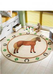 Tapis chambre b b et enfants nouvelle collection for Tapis chambre motif cheval