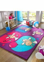 tapis chambre d 39 enfant tapis chambre b b tapis pour la. Black Bedroom Furniture Sets. Home Design Ideas