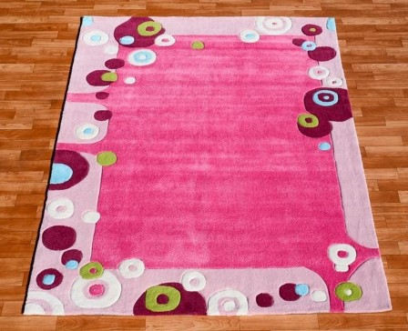 tapis chambre fille rose solutions pour la decoration With grand tapis chambre enfant