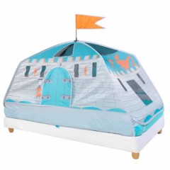 tente pop up pour lit enfant chevalier facile installer pas cher pour dcorer chambre enfant - Tente De Lit