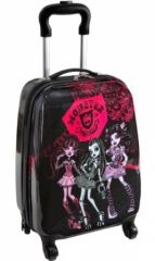 monster high valise roulettes bagage fille voyager monster high avion train week end bus voiture