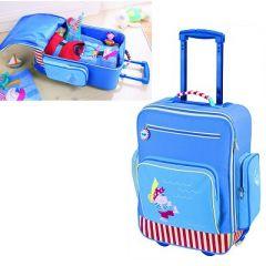 acheter bagage enfant sacs et valises pour enfant pour partir en voyage valise troley enfant. Black Bedroom Furniture Sets. Home Design Ideas