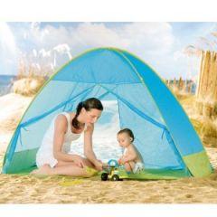 protection enfant la tente de plage anti uv indispensable pour prot ger les enfants du. Black Bedroom Furniture Sets. Home Design Ideas