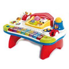 cadeau pour enfant partir de 12 mois table d 39 activit s electroniques jeux jouets. Black Bedroom Furniture Sets. Home Design Ideas