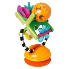 jouet bebe a ventouse