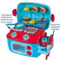 jeux et jouets pour enfants de 3 8 ans la mini cuisini re compact emporter partout jouer. Black Bedroom Furniture Sets. Home Design Ideas