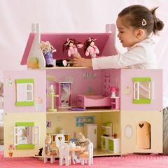 maison de poupe. Black Bedroom Furniture Sets. Home Design Ideas