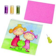 cadeau fille 6 ans 7 ans 8 ans 9 ans 10 ans loisirs creatif activites manuelles et bricolage avec paillettes sable cadeau pas cher original pour fille anniversaire noel.jpg