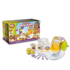 fabriquer des glaces avec glaciere enfant jeu jouet cadeau. Black Bedroom Furniture Sets. Home Design Ideas
