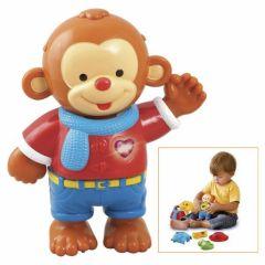jouet cadeau noel anniversaire enfant fille garçon 2 ans, 3 ans, apprendre à habiller un singe vtech noe cadeau pas cher enfant.jpg