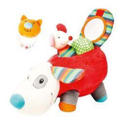 jeu jouet enfant 6 mois, 9 mois, 12 mois jeu educatif bébé en tissu activités pour decouvrir son toucher eveil bébé fille garçon idée cadeau anniversaire noel.jpg