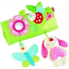 mobile arche pour poussette pour maxi cosi pour la voiture à accrocher partout jouet bebe tissu haba tissu pas cher qualité cadeau enfant naissance.jpg