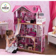 grande maison de poupee kid kraft avec meubles cadeau fille 3 ans, 4 ans, 5 ans, 6 ans, 7 ans 8 ans et plsu.jpg