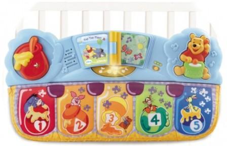 Super Tableau d'activités musical de 3 à 24 mois : idée cadeau enfant  CV24