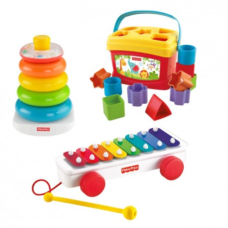 jouet bebe 6 mois fisher price