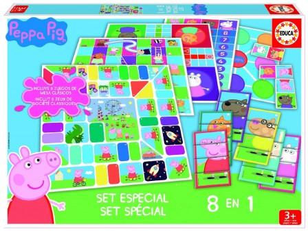 Peppa pig : jeux et jouets pour fille de 2 ans, 3 ans, 4 ans, 5 ans, 6 ans, 7 ans, 8 ans ...