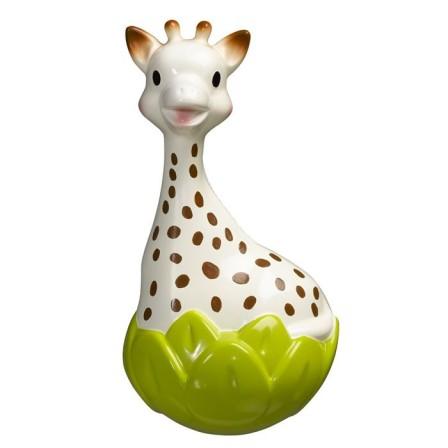 Cadeau fille jouet b b de 6 mois 9 mois et 12 mois - Table d eveil sophie la girafe ...