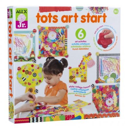 Cadeau activit s arts plastiques enfant 3 ans 4 ans 5 ans 6 ans et plus coffret cr atif - Activites manuelles pour enfants ...