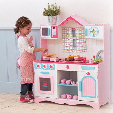 cuisine en bois jouet pas cher cuisine enfant jouet enfant cuisine pour imiter les grands. Black Bedroom Furniture Sets. Home Design Ideas