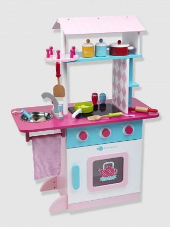 cuisine en bois jouet pas cher, cuisine enfant, jouet enfant