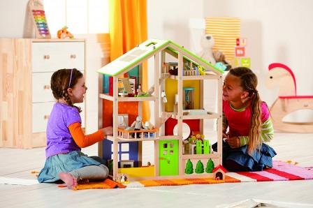 Maison de poup e pour les filles id es de cadeau d - Noel fille 8 ans ...