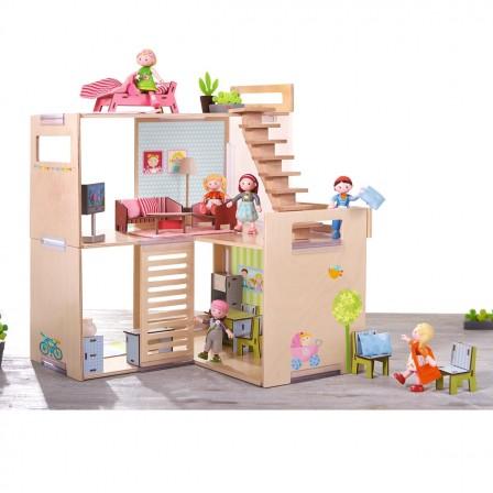 Maison de poupee jeux et jouets pour enfant cadeau pour fille 3 ans 4 ans - Jouet original enfant ...