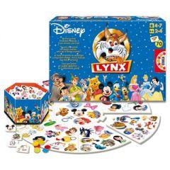 Cadeau De Noel Enfant Fille Ou Garcon 4 Ans 5 Ans 6 Ans Et Plus Jeu De Societe D Observation Lynx Disney Un Max D Idees