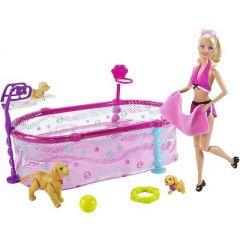 poup e barbie jeu jouets cadeau acccessoires barbie. Black Bedroom Furniture Sets. Home Design Ideas
