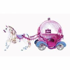 Poup e barbie jeu jouets cadeau acccessoires barbie - Caleche barbie ...