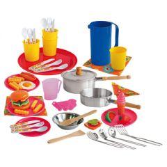Cuisine en bois jouet pas cher cuisine enfant jouet for Jouet dinette cuisine