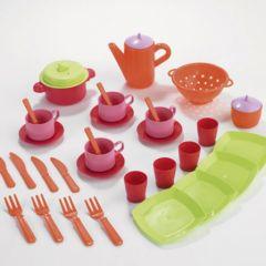 jeux et jouets pour les filles partir de 3 ans la cuisin re en bois pour jouer la maman ou. Black Bedroom Furniture Sets. Home Design Ideas