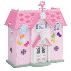 Hello kitty maison de princesse cadeau fille 6 ans, 7 ans, 8 ans, 9 ans, 10 ans cadeau fille noel anniversaire hello kitty