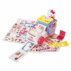 machine à sticker hello kitty cadeau fille 6 ans, 7 ans, 8 ans, 9 ans, 10 ans, et plus cadeau anniversaire noel